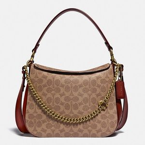 pre-owned coach retail chain hobo